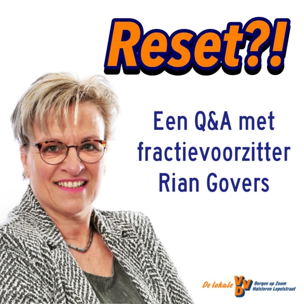 reset q and a rian govers